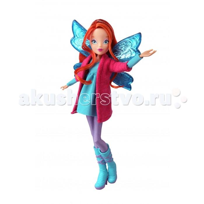 Winx Club Кукла Зима Блум 27 см