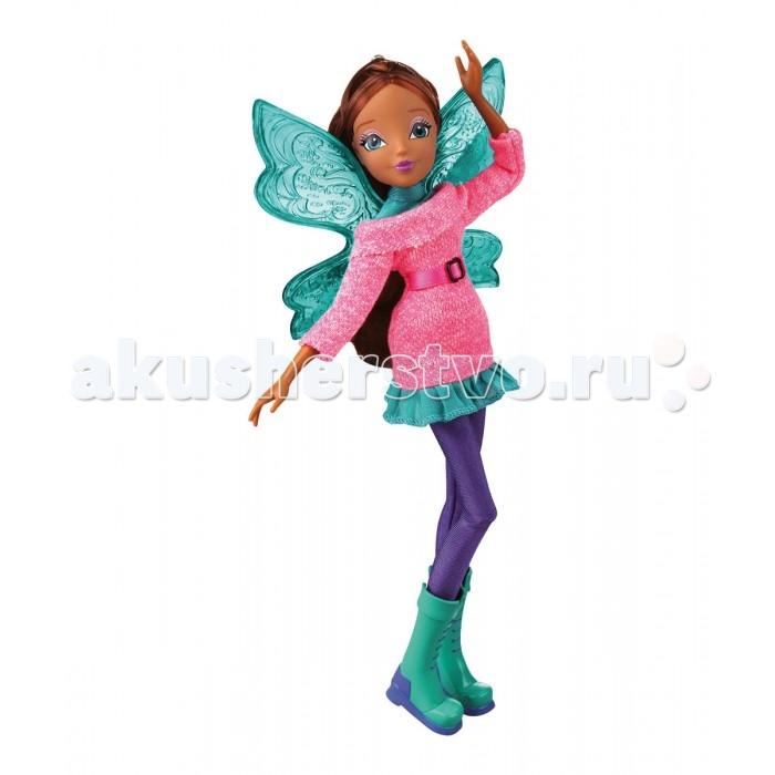Winx Club Кукла Зима Лейла 27 см
