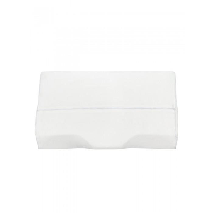 Подушки для беременных Amaro Home Подушка с выемкой под шею Memory Foam Neck 58х33х10.5/6.5 см