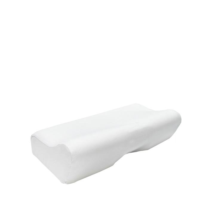 Amaro Home Подушка с выемкой под плечо Memory Foam Side Max 52х27х13/9 см