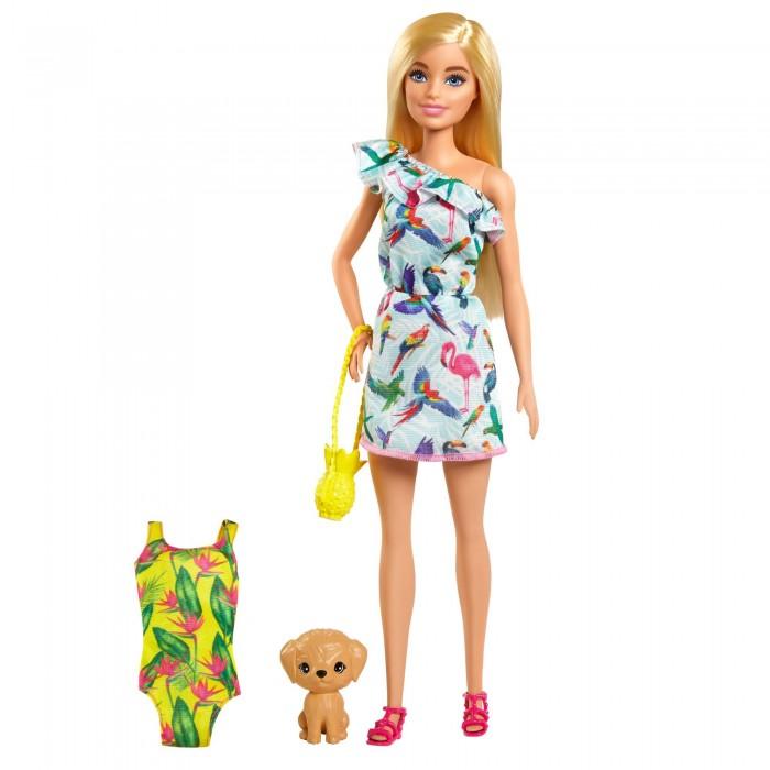 Купить Куклы и одежда для кукол, Barbie Игровой набор Стейси с питомцем и аксессуарами
