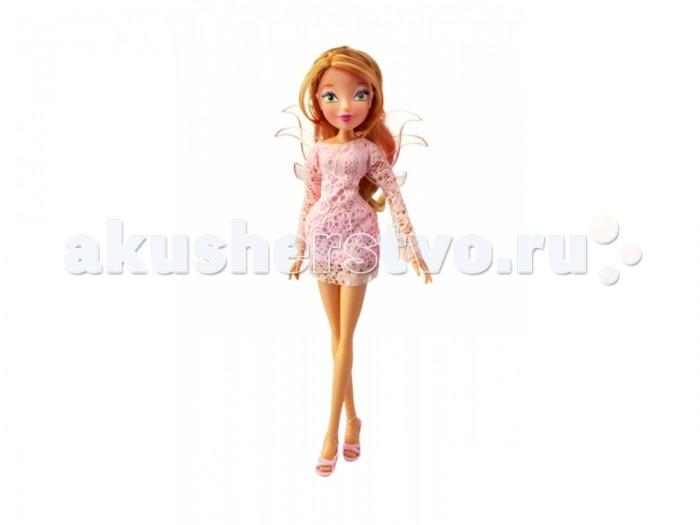 Феи Винкс (Winx Club) Кукла Кружева Флора 27 см