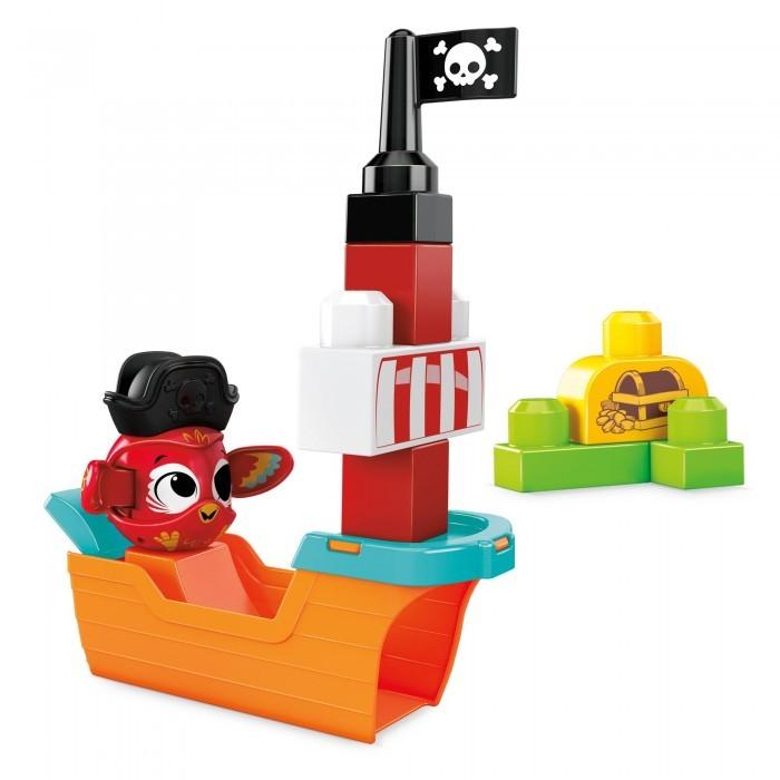 Конструкторы Mega Bloks Прятки с пиратами (11 деталей)