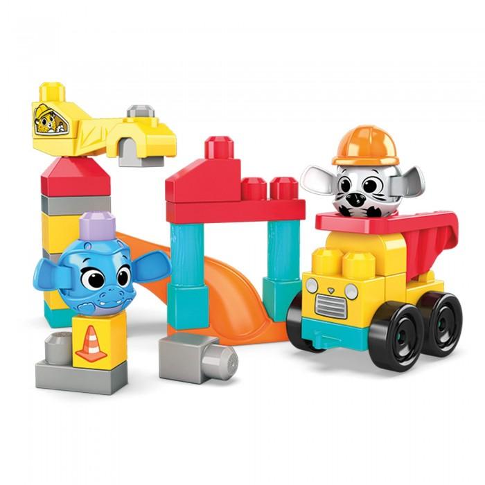 Конструкторы Mega Bloks Маленькая стройка (30 деталей)