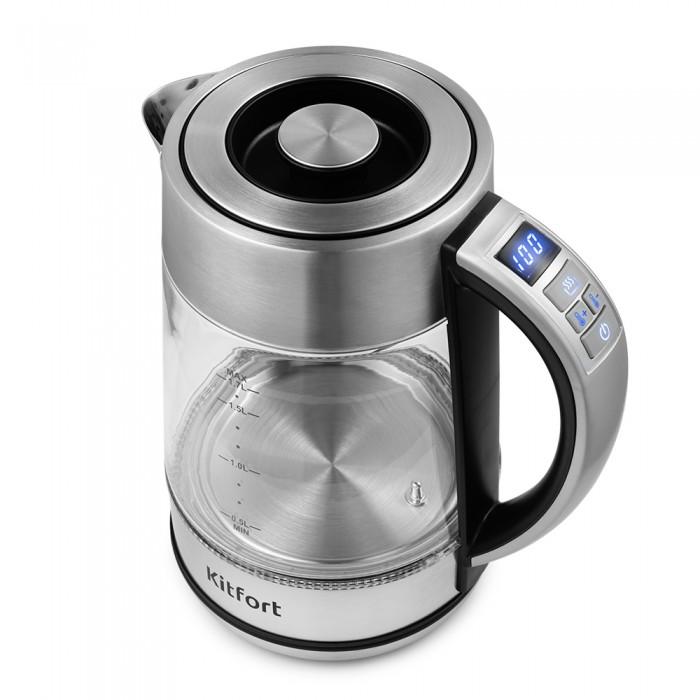Купить Бытовая техника, Kitfort Чайник КТ-690