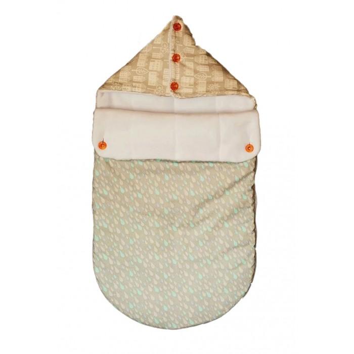 Конверты для новорожденных JUNTOSmama Демисезонный конверт для новорожденного Ля Мажор