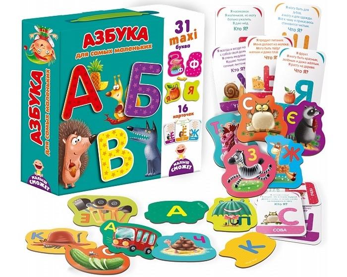 Vladi toys Развивающая игра Азбука VT2911-06