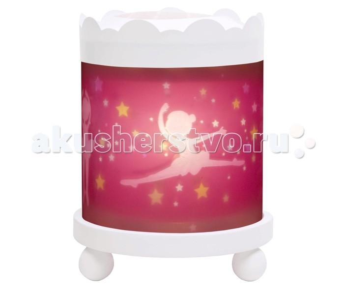 Trousselier Светильник-ночник в форме цилиндра Ballerina