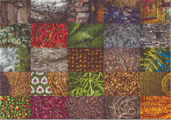 Пазлы Dodo Пазл Природный орнамент (500 элементов)