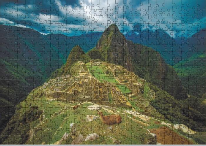 Пазлы Dodo Пазл Мачу-Пикчу Перу (500 элементов) пазлы dodo пазл мини маленькие принцессы 35 элементов