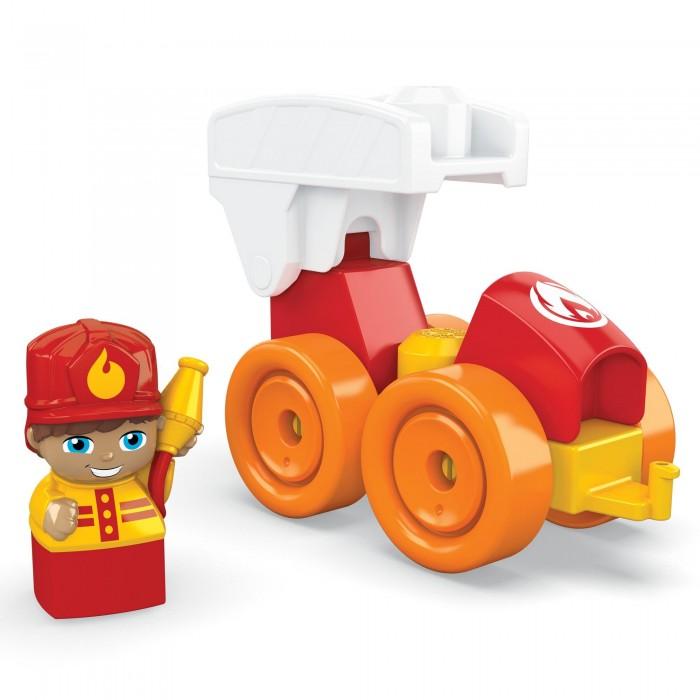 Конструкторы Mega Bloks Маленький грузовичок (4 детали)