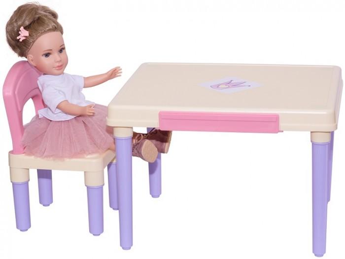 Кукольные домики и мебель Огонек Мебель для кукол Принцесса Арина