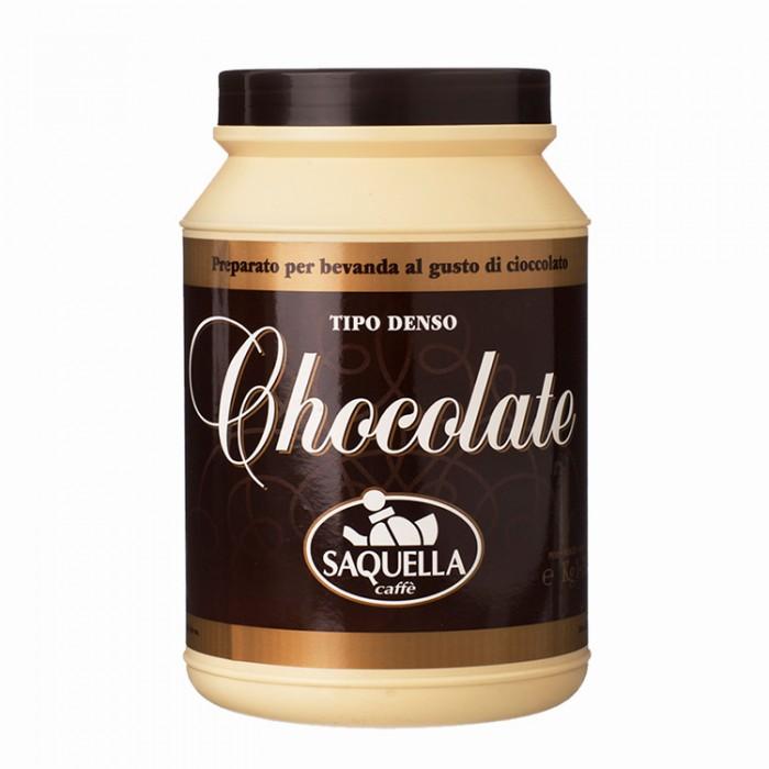 Saquella Горячий шоколад 1 кг