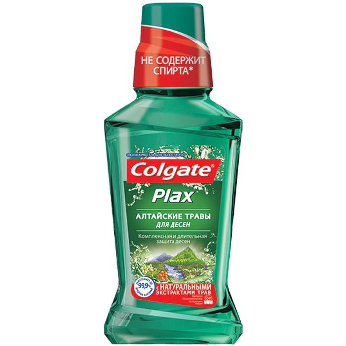 Гигиена полости рта Colgate Plax Ополаскиватель для полости рта Алтайские травы 250 мл гигиена полости рта colgate зубная паста бережное отбеливание 100 мл