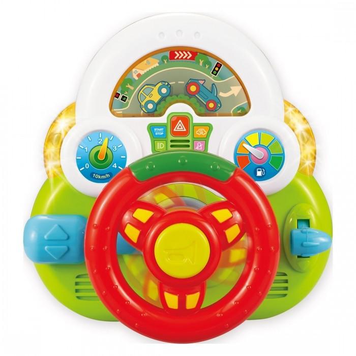 Жирафики Музыкальная игрушка Руль 939808
