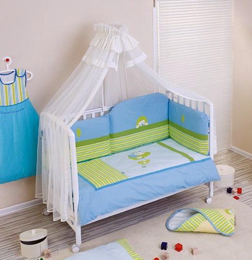 Постельные принадлежности , Балдахины для кроваток Nino Mosnet 500 арт: 11196 -  Балдахины для кроваток