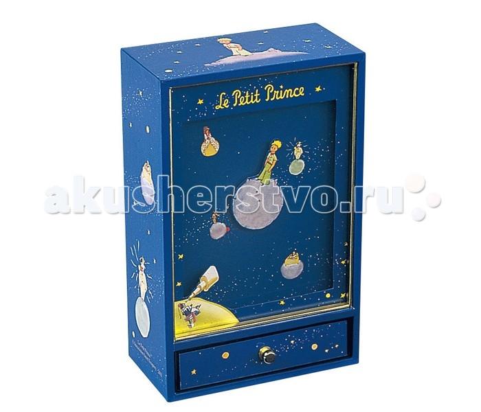 Шкатулки Trousselier Музыкальная шкатулка с танцем Little Prince, Шкатулки - артикул:111997