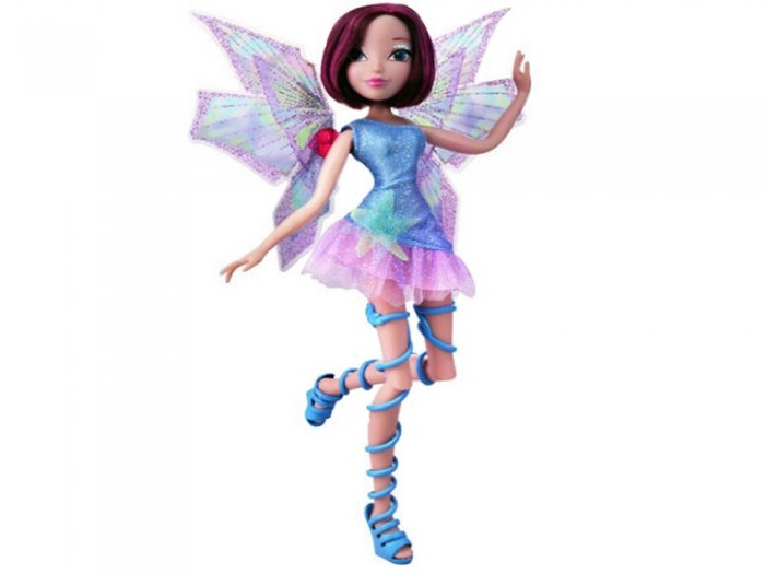 Куклы и одежда для кукол Феи Винкс (Winx Club) Кукла Мификс Техна 27 см фигурки игрушки winx club фигурка винкс аиша со светом