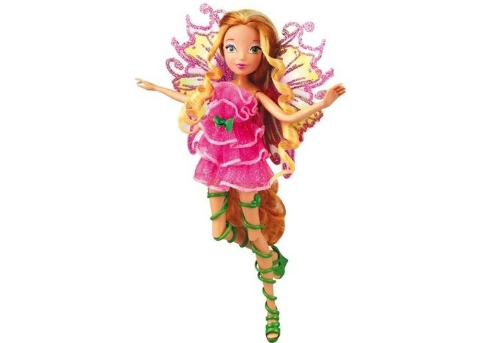 Куклы и одежда для кукол Феи Винкс (Winx Club) Кукла Мификс Флора 27 см куклы winx кукла winx club мификс блум