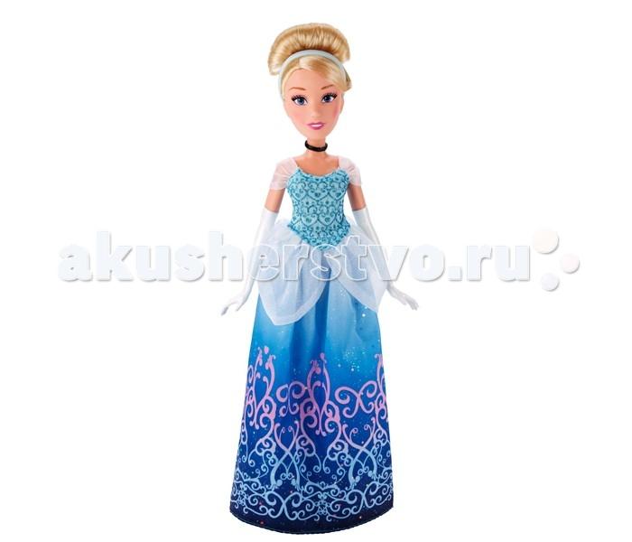 Куклы и одежда для кукол Hasbro Кукла Disney Princess Золушка hasbro кукла золушка с проявляющимся принтом