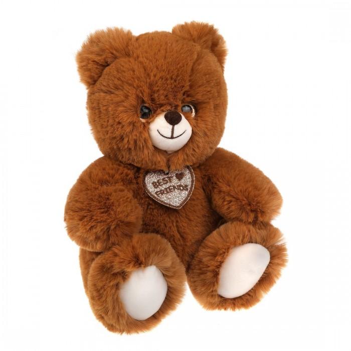 Купить Мягкие игрушки, Мягкая игрушка Fluffy Family Мишка Пушистик 22 см