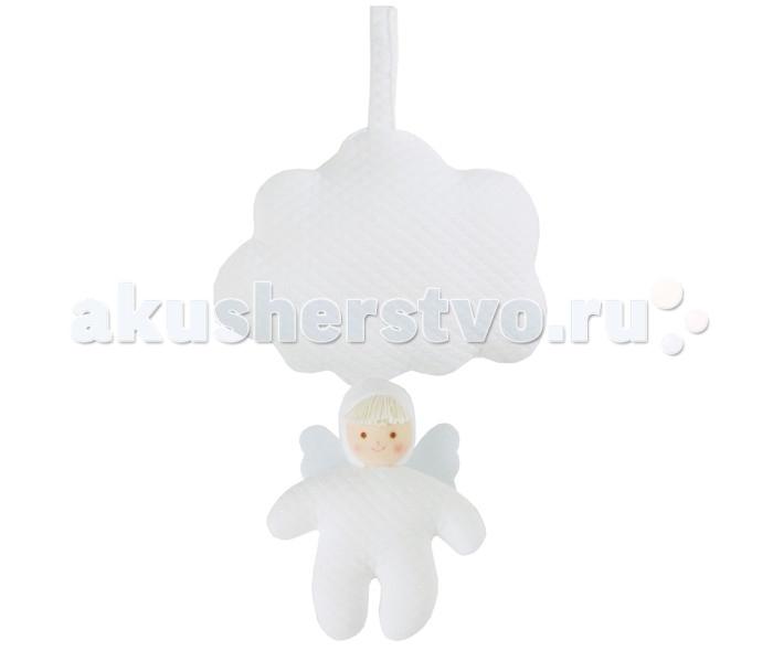 Подвесные игрушки Trousselier Облачко и Ангел музыкальная шкатулки trousselier музыкальная шкатулка wooden box девочка и панда