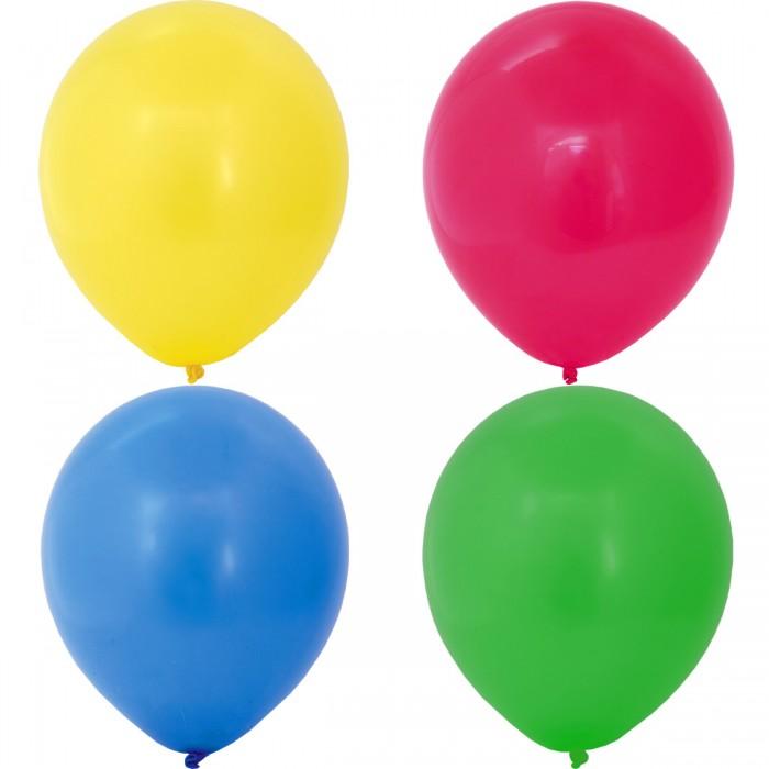 Товары для праздника Action Шары воздушные 30 см 100 шт. недорого