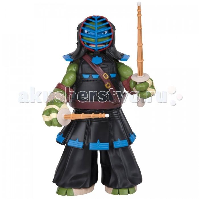 Игровые фигурки Turtles Фигурка Черепашки-ниндзя Леонардо DoJo 28 см игровые наборы turtles мотодельтаплан черепашки ниндзя без фигурки