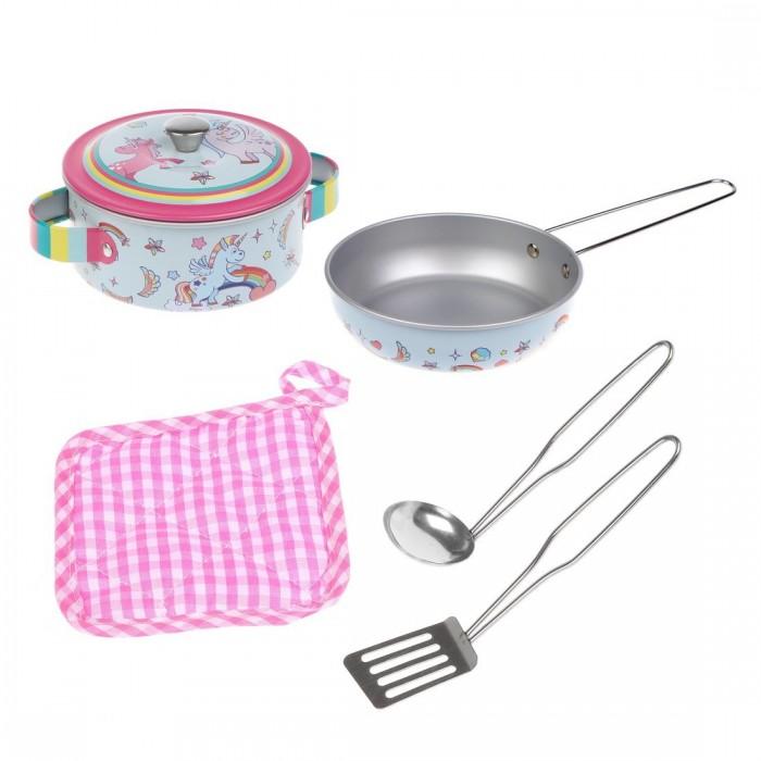 Ролевые игры Mary Poppins Набор для готовки Единорог (6 предметов)