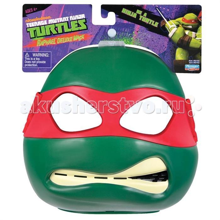 Ролевые игры Turtles Маска Черепашки-ниндзя Рафаэль rubies карнавальный костюм черепашки ниндзя рафаэль