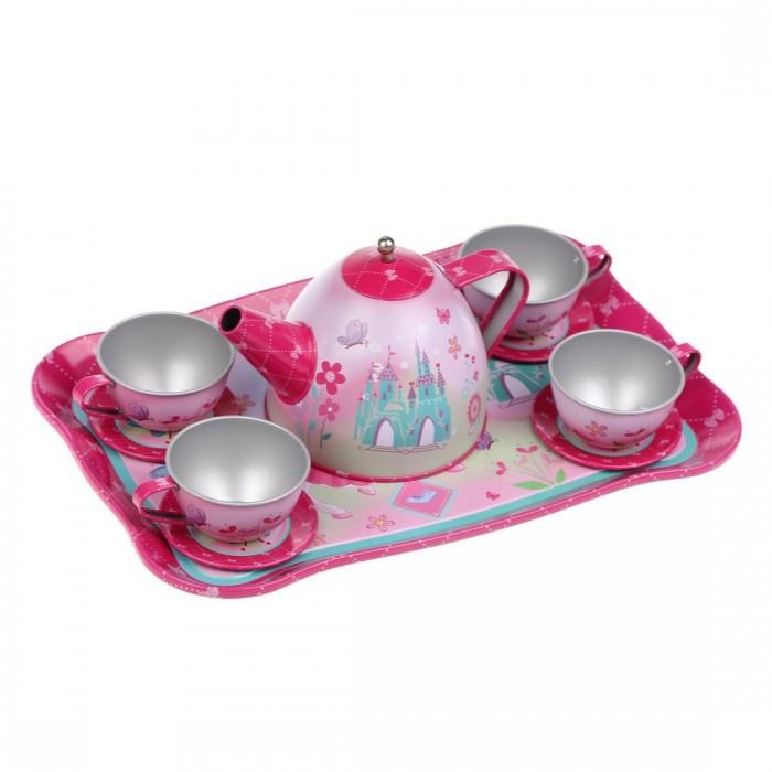 Ролевые игры Mary Poppins Набор металлической посуды Принцесса (11 предметов)
