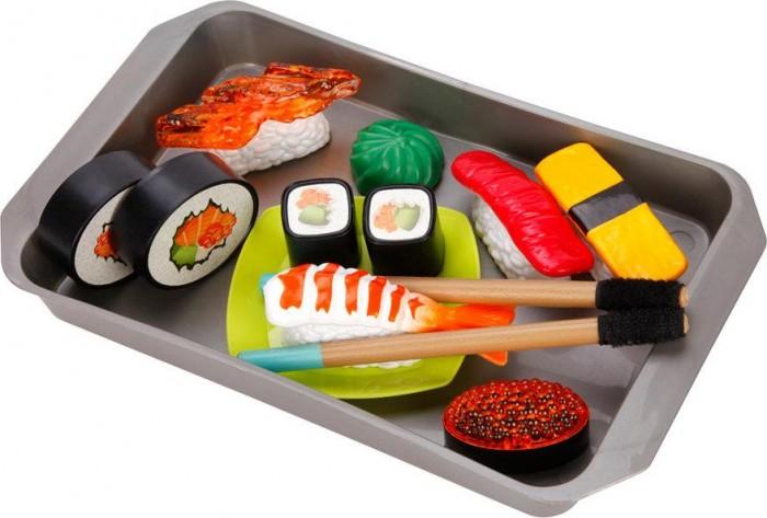 Ролевые игры Mary Poppins Кухни мира Набор посуды и продуктов Японский ресторан (19 предметов)