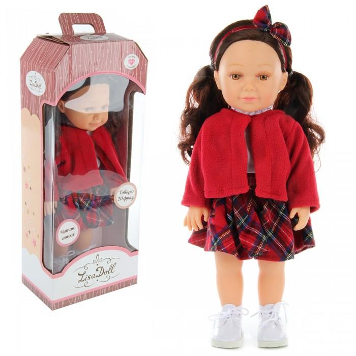 Lisa Doll Говорящая кукла Эмили 37 см