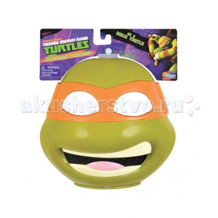 Ролевые игры Turtles Маска Черепашки-ниндзя Микеланджело игровые фигурки turtles машинка черепашки ниндзя 7 см сплинтер на атаке сенсея