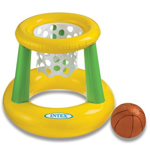 Спортивный инвентарь Intex Кольцо баскетбол 58504NP