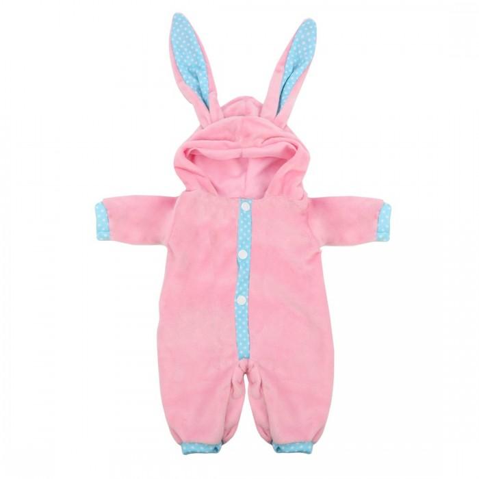 куклы и одежда для кукол miniland одежда для куклы cold weather jacket set 21 см Куклы и одежда для кукол Mary Poppins Одежда для куклы комбинезон Зайка 38-43 см