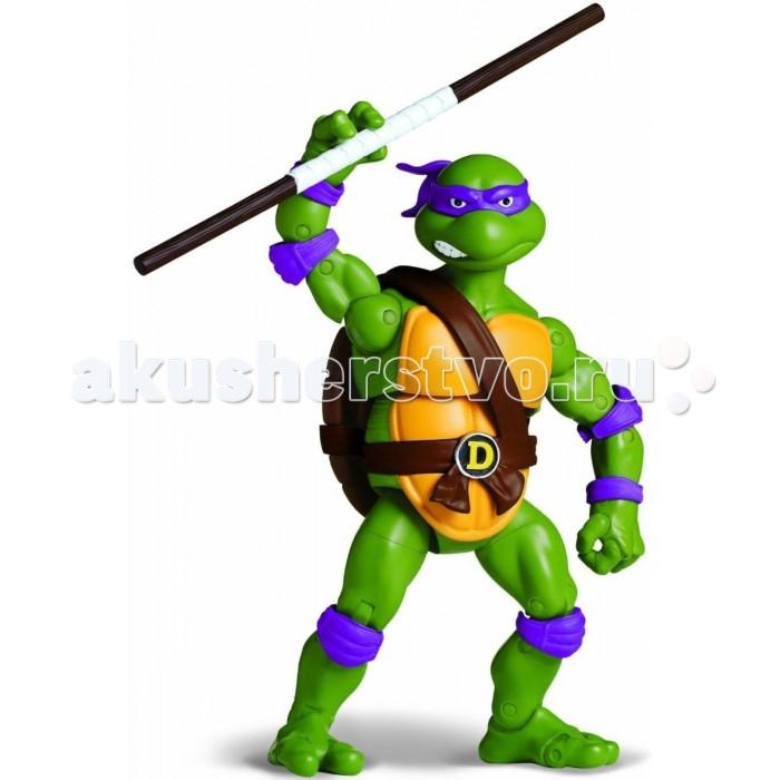 Игровые фигурки Turtles Фигурка Черепашки-ниндзя Донателло 15 см игровые фигурки turtles машинка черепашки ниндзя 7 см сплинтер на атаке сенсея
