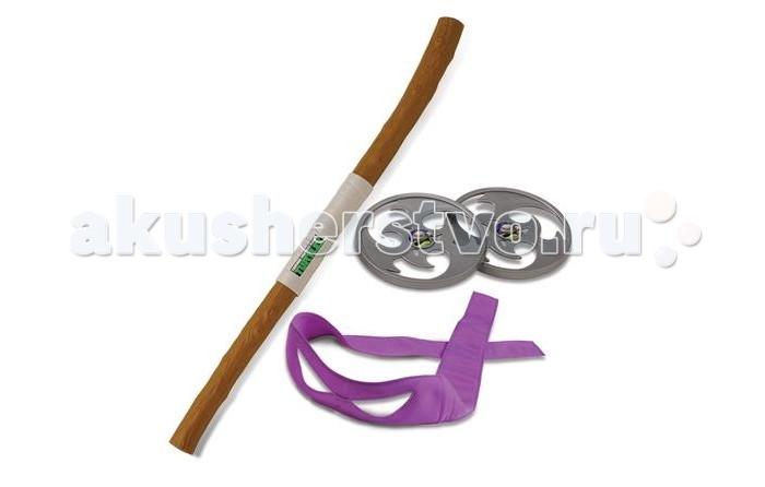 Игрушечное оружие Turtles Игрушечное снаряжение Черепашки-ниндзя Донателло игровой набор playmates toys патрульные багги леонардо и донателло
