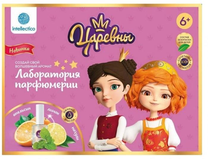Intellectico Набор парфюмерный Сказочный парфюм своими руками Царевны Варя и Дарья