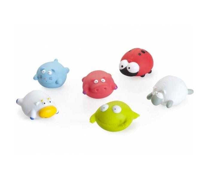 где купить Игрушки для ванны Babymoov Игрушка для ванны 104917 6 шт. по лучшей цене