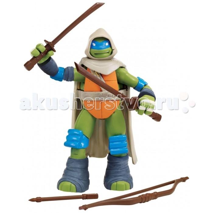 Игровые фигурки Turtles Фигурка Черепашки-ниндзя Мистический Леонардо 12 см игровые фигурки turtles говорящая фигурка черепашки ниндзя леонардо half shell hero 15 см