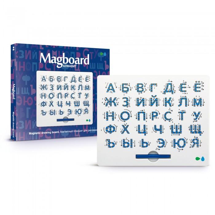 Купить Доски и мольберты, Назад к истокам Магнитный планшет для рисования Magboard Алфавит