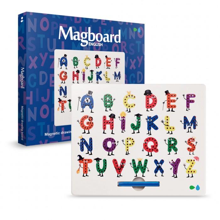 Купить Доски и мольберты, Назад к истокам Магнитный планшет для рисования Magboard Алфавит English