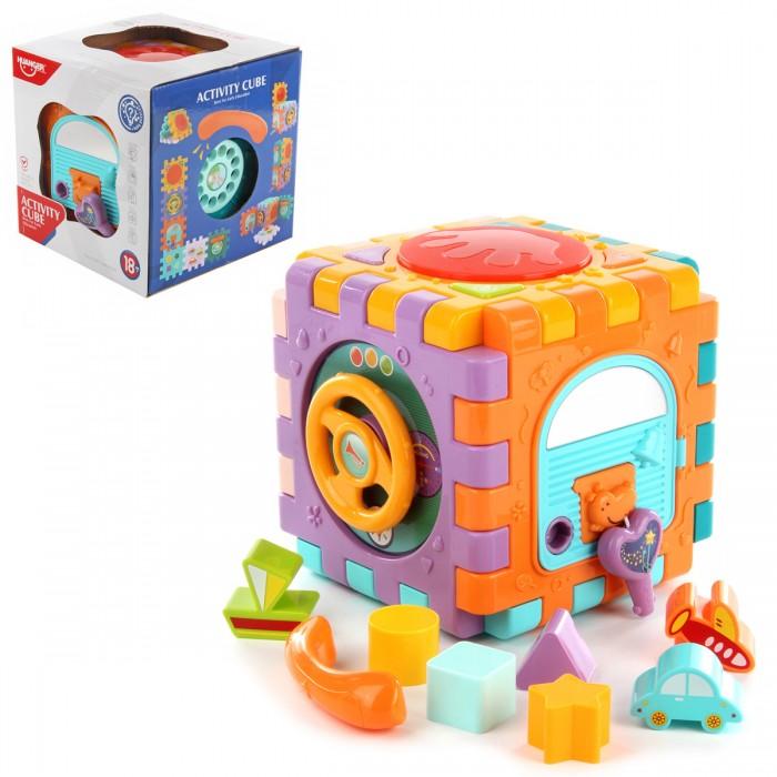 Картинка для Развивающие игрушки Veld CO Игровой центр Куб
