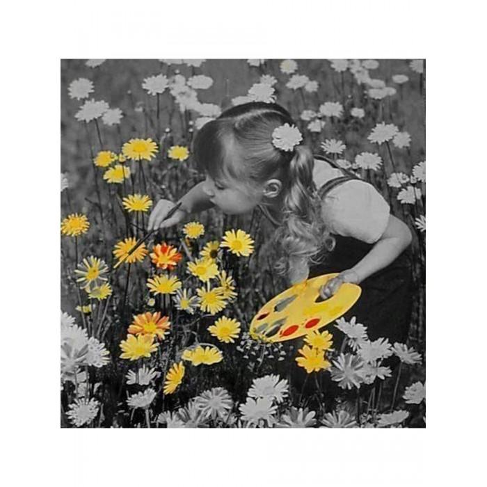 Картины по номерам Котеин Картина по номерам Нарисую свой мир 30х30 см мозаика котеин маркетри картина на дереве лорд пес 20x20