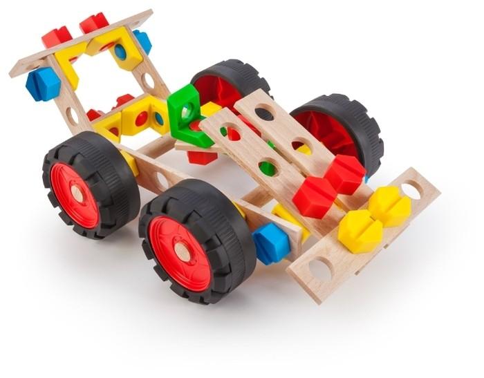 Конструктор Alexander Гоночная машина Race Car (55 деталей)