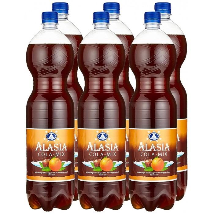 Alasia Напиток Cola-Mix 1.5 л 6 шт.