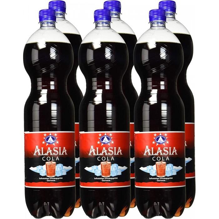 Alasia Напиток Cola 1.5 л 6 шт.