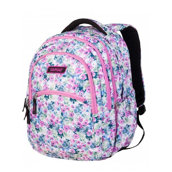 Купить Школьные рюкзаки, Target Collection Рюкзак Curved Bloom 2 в 1