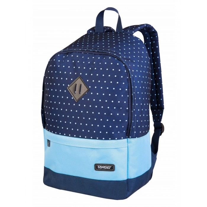 Школьные рюкзаки Target Collection Рюкзак Splash Dots Blue школьные рюкзаки target collection рюкзак carbon